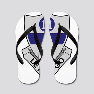 325th Infantry Regiment Flip Flops