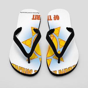 2-star-in-sunlight-web Flip Flops