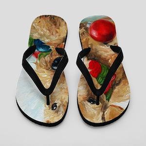 Ornaments Flip Flops