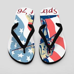 Spirit of '76 Flip Flops