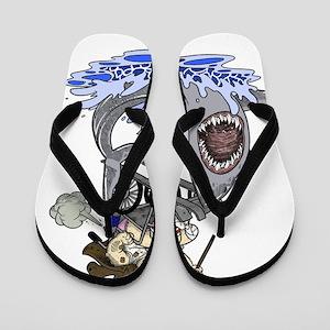 Jump the Shark Flip Flops