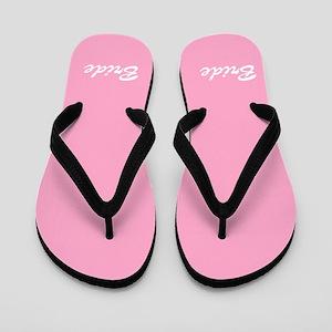 Bride Flip Flops - For Her