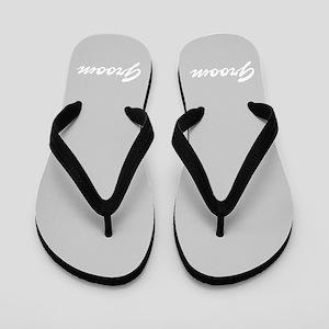 Groom Flip Flops - For Him