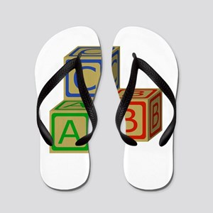 Abc Blocks Flip Flops