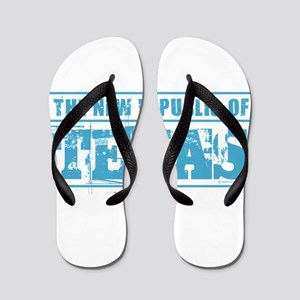 Texas - New Republic Flip Flops