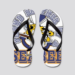 SeaBee Brother Flip Flops