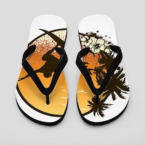 Tropics Surf Flip Flops