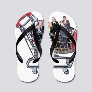 ShoppingForSupportTeam011011 Flip Flops