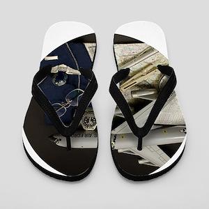 Young Navigator Flip Flops