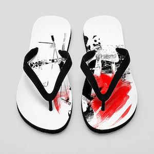Japanese Artist Flip Flops