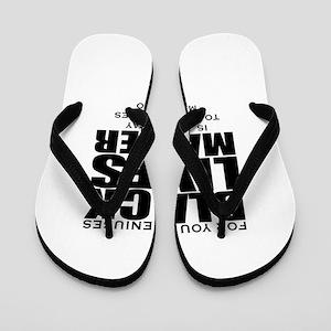 African American Flip Flops