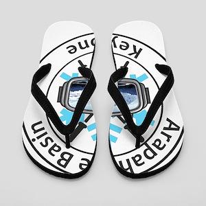 Arapahoe Basin - Keystone - Colorado Flip Flops