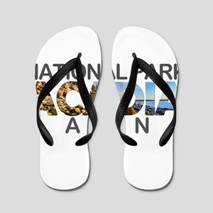 Acadia - Maine Flip Flops