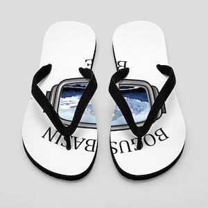 Bogus Basin - Boise - Idaho Flip Flops