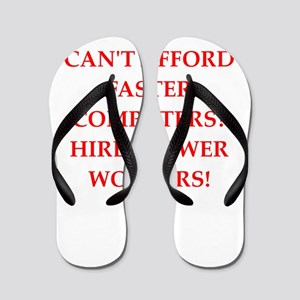 employer Flip Flops