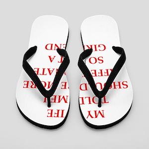 affection Flip Flops
