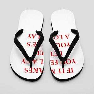 cheater Flip Flops