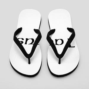 Taurus Section Flip Flops