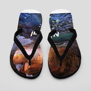 Zion National Park Flip Flops
