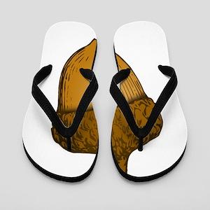 Acorn Flip Flops