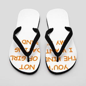dating Flip Flops