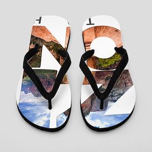 Zion - Utah Flip Flops