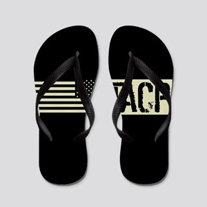 U.S. Air Force: TACP (Black Flag) Flip Flops