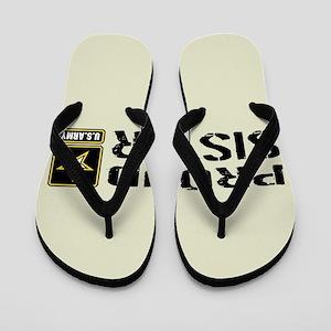 U.S. Army: Proud Sister (Sand) Flip Flops
