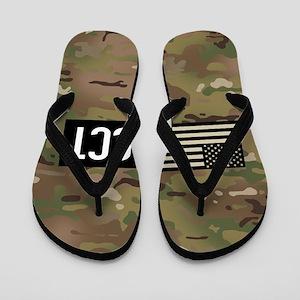 U.S. Air Force: CCT (Camo) Flip Flops