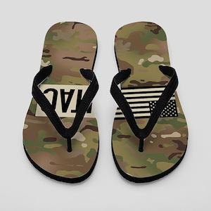 U.S. Air Force: JTAC (Camo) Flip Flops