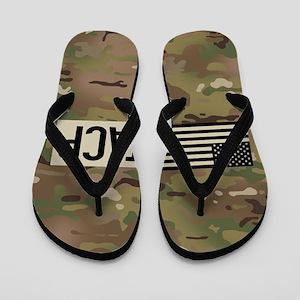 U.S. Air Force: TACP (Camo) Flip Flops