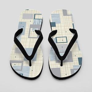 Makanahele Mid Century Modern Flip Flops