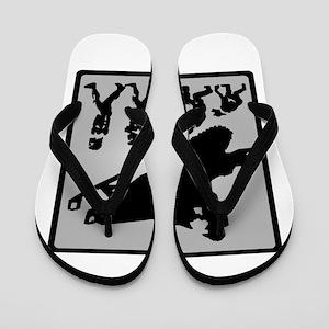 EVOLVE RIDERS Flip Flops