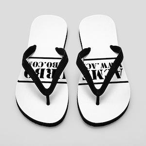 Acme Turbo Flip Flops