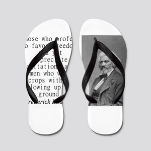 Those Who Profess To Favor Flip Flops