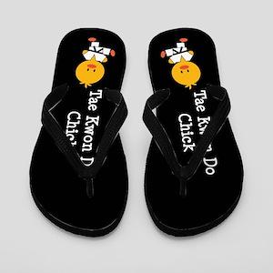 Tae Kwon Do Chick Flip Flops