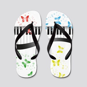 Butterfly piano music Flip Flops