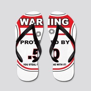protected by 500 shield Flip Flops