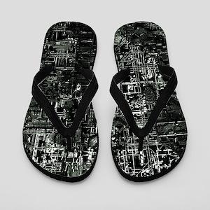 Borg Flip Flops