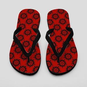 Supernatural Flip Flops