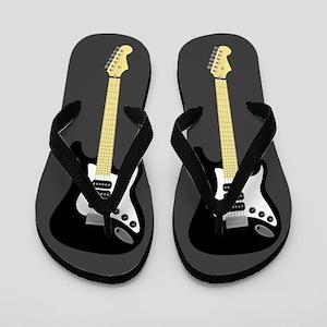 Electric Guitar Flip Flops (gray)