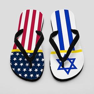 Jewish American Flip Flops