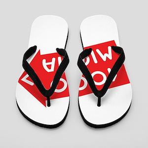 1000 miglia Flip Flops