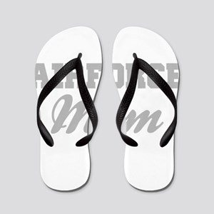 Airforce Mom Flip Flops