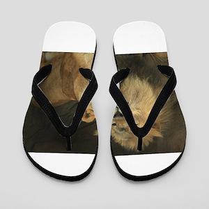 LOVE AT FIRST Flip Flops