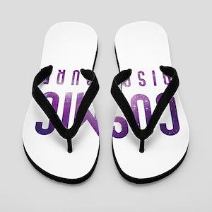 CosmicDisclosure.com Flip Flops