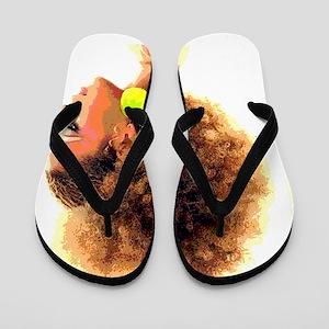 Fro Love Flip Flops