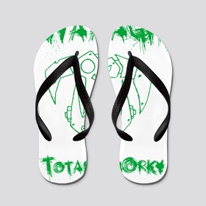 Total AnOrky Flip Flops