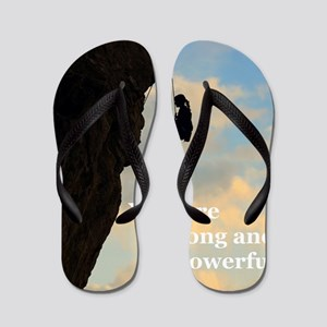 You_Are_Strong_and_Powerful Flip Flops
