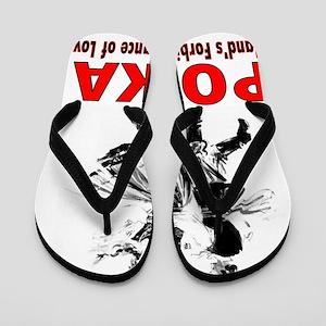 ART Polka 6 Flip Flops